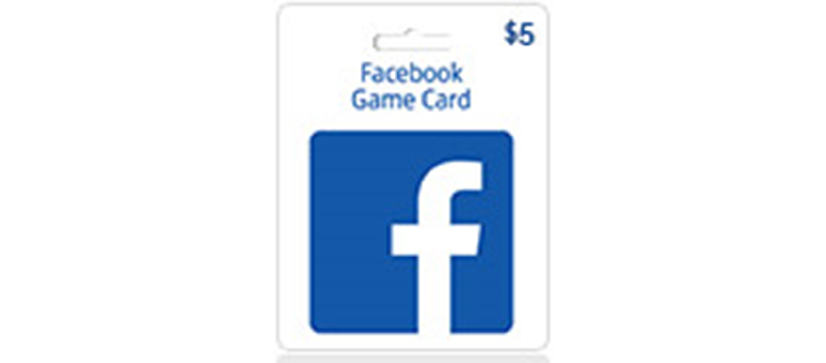 Facebook Game Card  (Global) 5$  (lg)