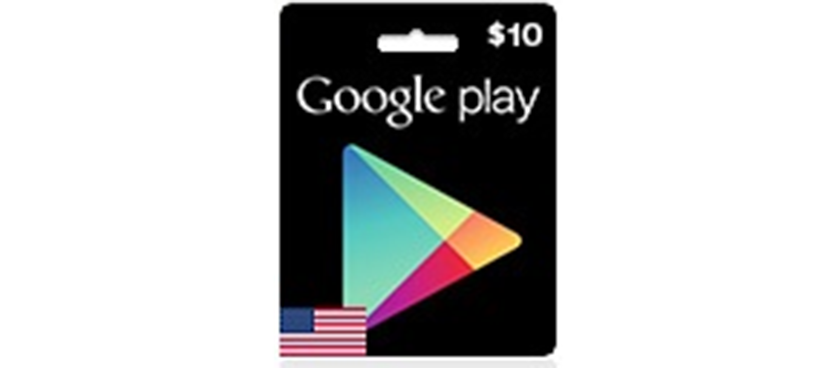 Google Play Gift Card US 10$  (lg)