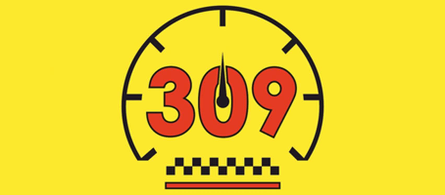 Таксі 309  (Київ)